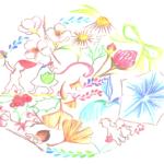 日本花木研究所のイラスト♪