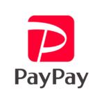 PayPayでのお支払いにも対応いたしました。